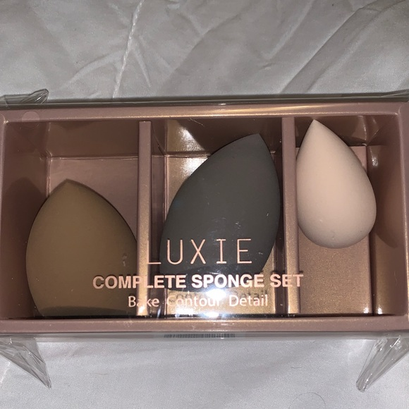 Luxie Other - Luxie Complete Sponge Set